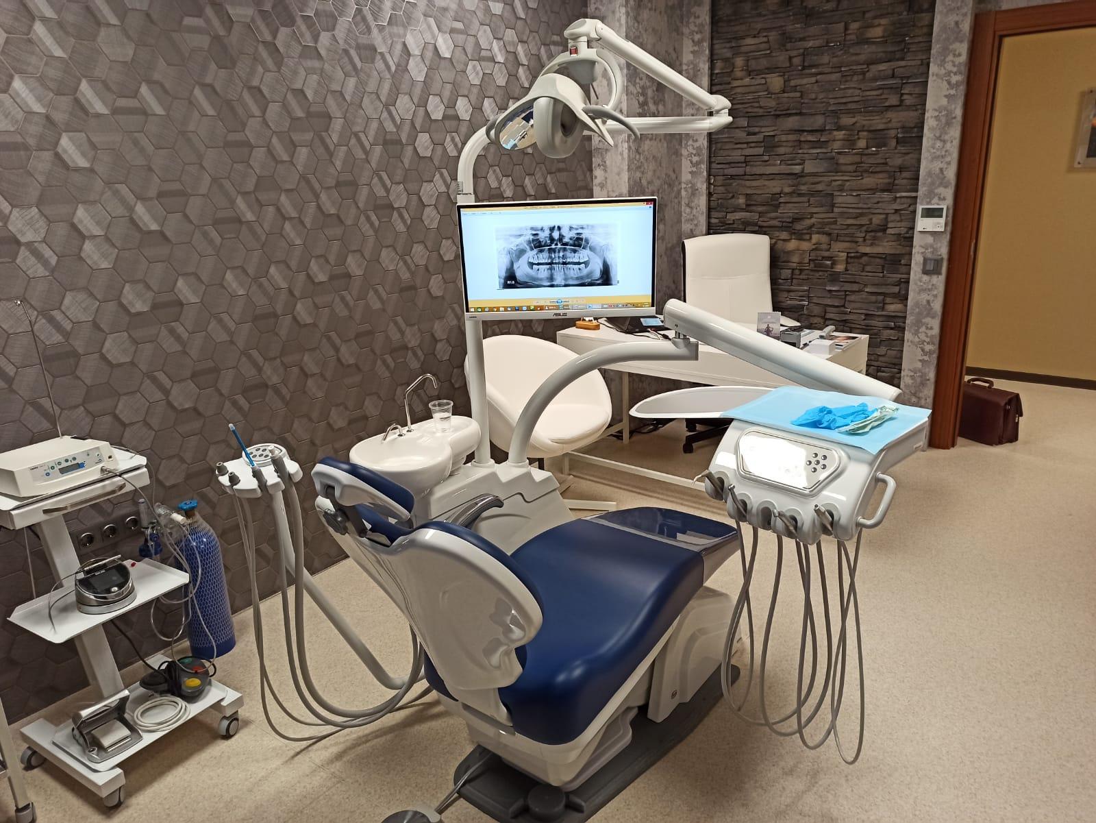 Hakan Bayındır Özel Diş Hekimi Muayenehanesi Görselleri