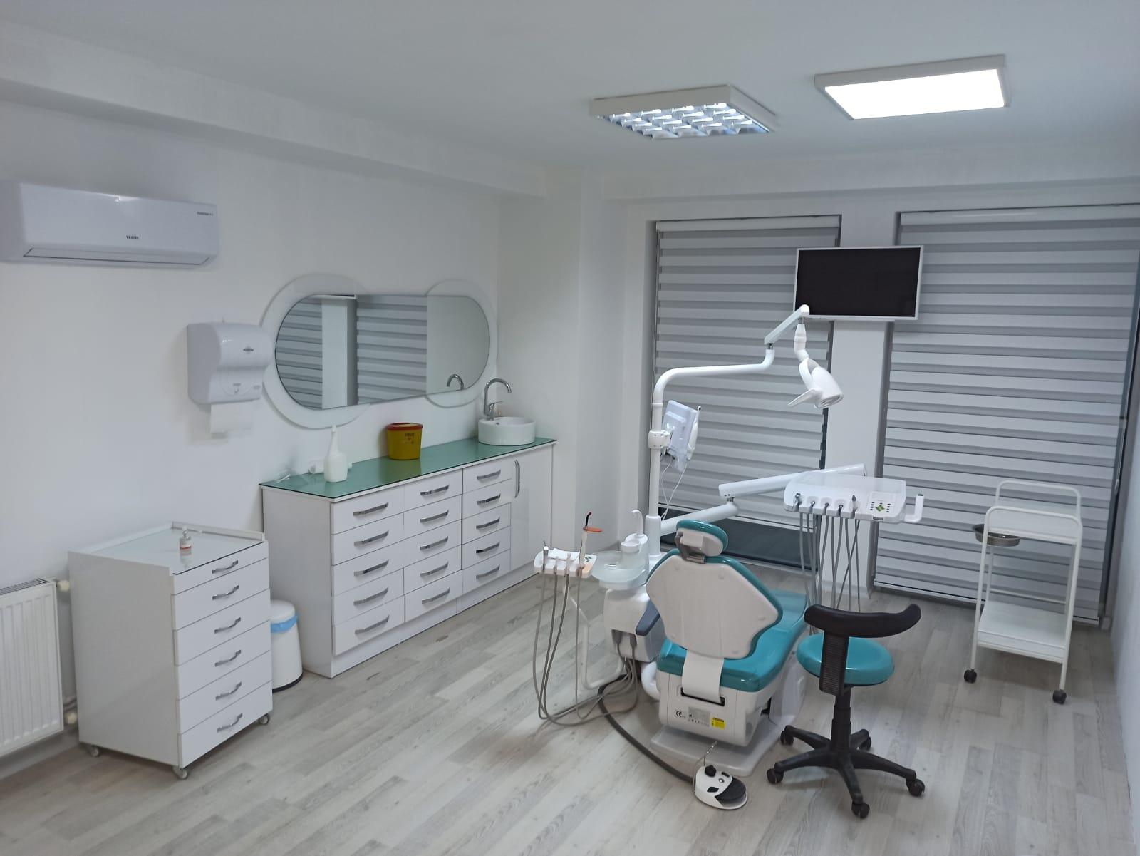 Mehmet Arıkan Özel Diş Hekimi Muayenehanesi Görselleri